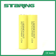 Wholesale alibaba Original100% 18650 battery lithium LG HE4 rechargeable bttery 3.7V 2500mah battery