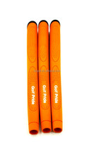 New Design Hot Selling Rubber Golf Club Grip Orange Colour Iron Grip