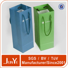 wine paper bags gift packaging shopping bags manufacturer