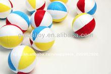 gaint inflable pelotas de playa impresa