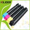 China supplier sell TK-8327 empty toner cartridge bottles for kyocera TASKalfa 2551ci