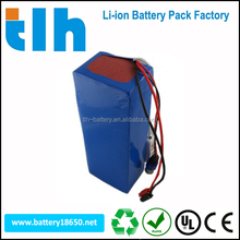 Best price 48v 15ah li ion batteries for electric scooter with charger/BMS/Connector