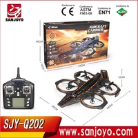 Wltoys Q202 2.4G 4CH 6 Axis Aircraft Carrier RC Quadcopter With RTF