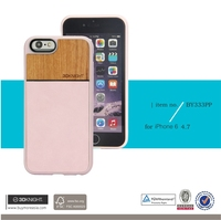 Wholesale Supplier Cell Phone Marble TPU Wood Case for iPhone 6, Marble Stone for Apple iPhone 6s Ultra Slim Phone Cover