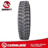 Small MOQ new radial continental truck tyre