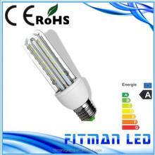 energy saving e27 3u led corn bulb light