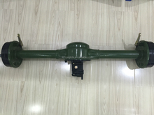 electric vehicle differrential axle assemble e rickshaw rear axle for sale