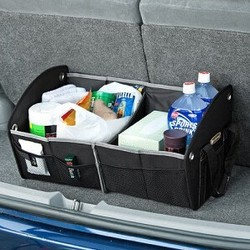Multipurpose Foldable Car Boot Trunk Organizer Bag