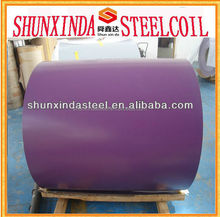 colorful galvanized steel sheet, coated color rolled steel, ppgi coil