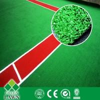 Good quality artificial turf mat for tennis court