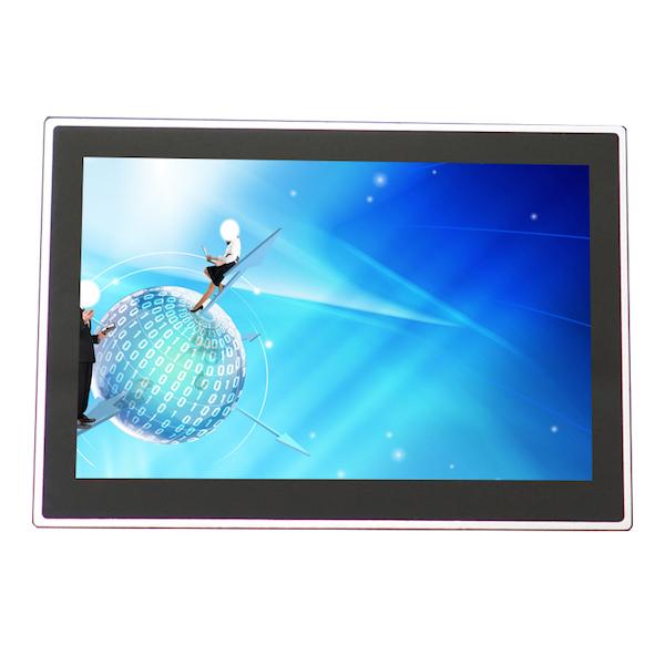 Làm cho 10 inch lcd giá rẻ monitor multi cảm ứng điện dung màn hình