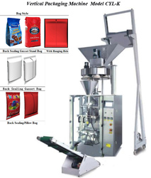 Auto vertical packing machine tea bag packing 10g 20g 50g sugar packing New design factory price