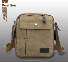 Hot-Selling Canvas Hand Bag Shoulder Bag Brand Travel Bag Satchel Men Handbag