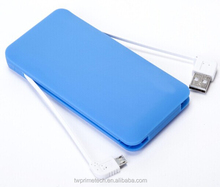 Promotional Gift 3000mah power bank Power Bank for mobile phone Battery Charger (Factory direct)