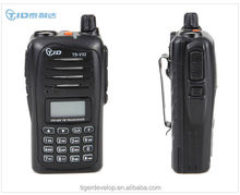 high /low power switchable handheld two way radio fm transmitter