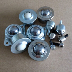 golf car roller ball caster wheel, green wheel steel nylon plastic ball transfer unit,high quality ball transfer