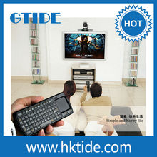 Gtide mini bluetooth keyboard for TV electric plastic parts and electric plastic mould