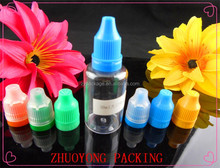 Attention!!!Plastic volatile oil tamper seal dropper bottle 30ml pet perfume dropper bottle eliquid dropper bottle