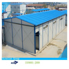qingdao dfx produce and free design all kinds of light steel structure modular house
