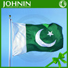 cheap price national promotional advertising screen printing Pakistan flags