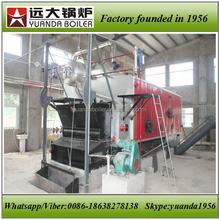 4 ton 8 ton biomass steam boiler with ash collector