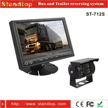 IR LED Night Vision High Definition IP68 Waterproof Truck Reverse Camera 24V