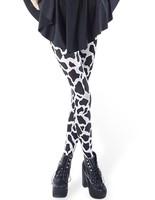 Girls Dairy Cow Pattern High Quality Leggings 3D Digital Legings China Wholesale