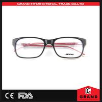 name brand spectacles fashion plastic retro eyeglass frames