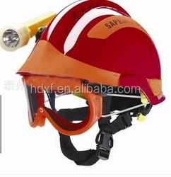 2016 international standard fire helmet Fire Helmet manufacture new product