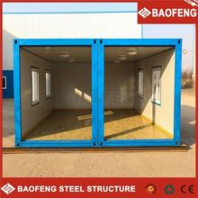 Easy to assemble prefab shipping prefab container house company