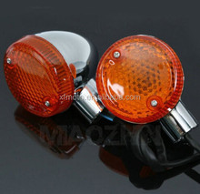 1 Pair Motorcycle Turn Signal Light Lens For Honda CMX250 Rebel Amber New