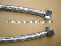 Stainless steel wire or Aluminum wire flexible braided hose