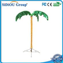 led rope light led palm tree decoration led