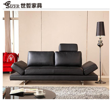 Novelties Wholesale China imported leather sofa