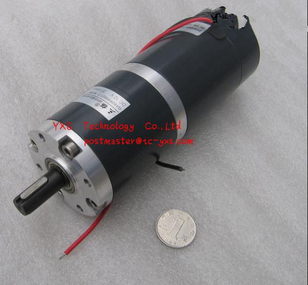 High Torque Motor Gx60rmm Diameter 60mm 12v 32r Min 98kg