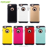 OEM simple cheap mobile phone case for iphone 6