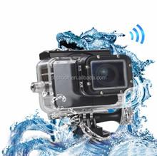 Ambarella A7 waterproof WIFI 1080P sport camera with sj5000 wifi