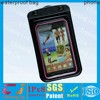 wholesale IPX8 summer pvc waterproof float bag for samsung s2