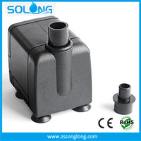 500 L/H 130 GPH 24 volt Micro Submersible Water Fountain Pump For Indoor Water Fountains
