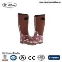 2015 Newest Cheap Women Neoprene Barn Boots Manufacturer