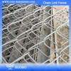 ISO9001Portable Dog Fence Cheap Chain Link Dog Kennels Galvanized Wire