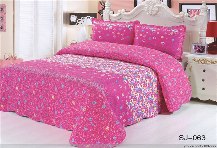 Made In China Factory Price Comfortable And Soft Custom Printed Bed Sheets  India