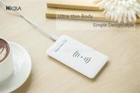 2015 new nikola original qi wireless charger for sony xperia z c6603