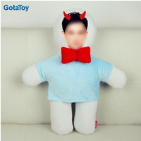 New design custom pillow people plush toy