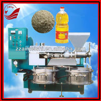 Automatic sunflower oil mill
