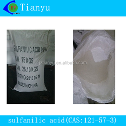 organic intermediates sulfanilic acid writh power China manufacture