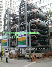Rotary Automated Parking System
