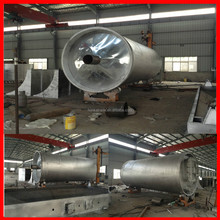 2 years free warranty with low investment tyre pyrolysis equipment