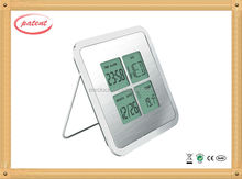 YD8099A Hot Sale And Fancy Table Alarm Clock With Temperature