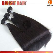 100 viegin hair,malaysian hair supplier,can be dye orange remy hair extension